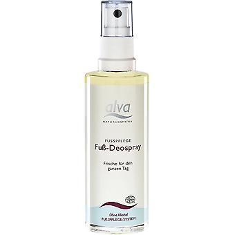 Alva Foot Deodorant Spray, 75Ml