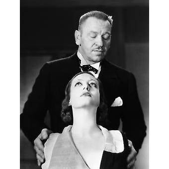 Grand Hotel Wallace Beery Joan Crawford 1932 Photo Print