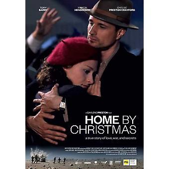 Home door film Kerstaffiche (11 x 17)