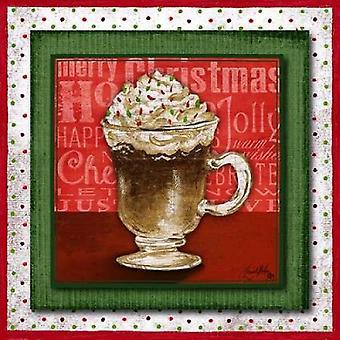 Taste of Christmas II Poster Print by  Elizabeth Medley