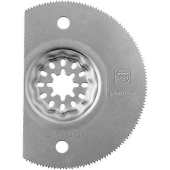 Semi circle blade 85 mm Fein 63502113210 Compatible with (multitool brand) Fein, Makita, Bosch, Milwaukee, Metabo Sup