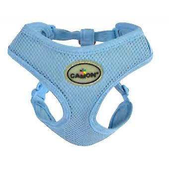 Camon Harness Double Mesh Adjustable Blue (Dogs , Walking Accessories , Harnesses)