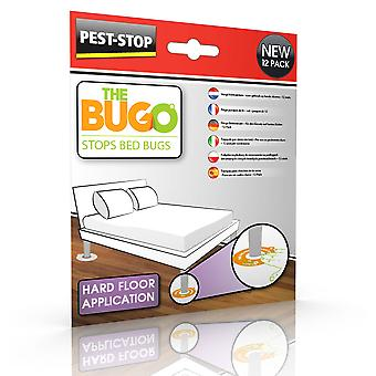 Pest Stop Bugo Bed Bug Trap Hard Floor