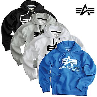 Alpha industries Hoody big A classic