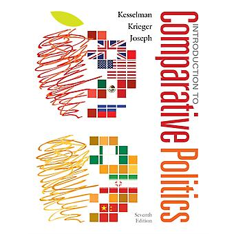 Introduction to Comparative Politics: Political Challenges and Changing Agendas (Paperback) by Krieger Joel Joseph William Kesselman Mark
