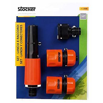 Stocker garden And in September Lanza Connectors 1/2