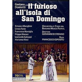 Donizetti / Marsella / Galeazzi - importación de Estados Unidos Il Furioso All'Isola Di San Domingo [SACD]