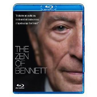Tony Bennett - Tony Bennett-Zen Bennett [BLU-RAY] USA import