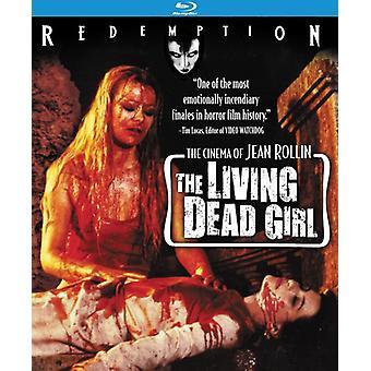 Living Dead Girl [BLU-RAY] USA importerer