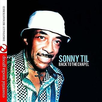 Sonny Til - Back to the Chapel [CD] USA import