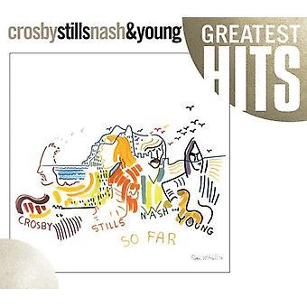 Importación de Crosby Stills Nash & Young - hasta ahora [CD] Estados Unidos