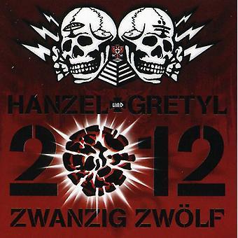 Hanzel Und Gretyl - 2012: Zwanzig Zwolf [CD] USA import
