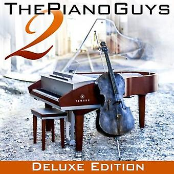 Klaver fyre - Piano Guys 2 [Deluxe Edition] [CD] USA importerer