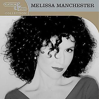 Melissa Manchester - Platinum & guld samling [CD] USA import