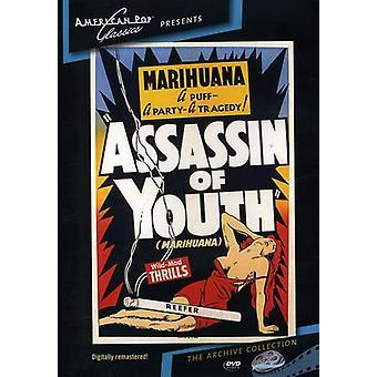Marihuana (también conocido como asesino de la juventud) (1937) [DVD] USA importar