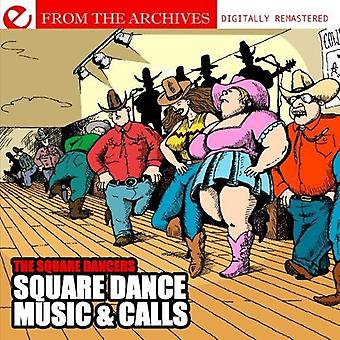 Square Dancers - Square Dance Music & Calls-From the Archives [CD] USA import