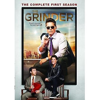 Grinder: The Complete First Season [DVD] USA import