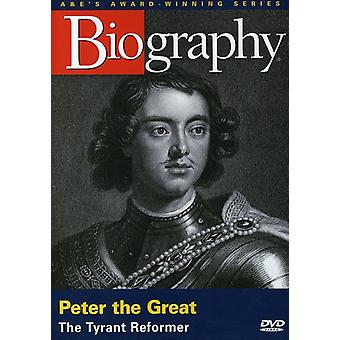Peter the Great [DVD] USA import