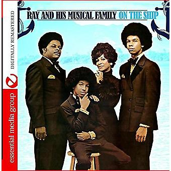 Ray & His Musical Family - On the Ship [CD] USA import