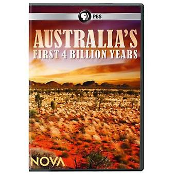 Nova - Nova: Australia's First 4 Billion Years [DVD] USA import