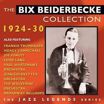 Bix Beiderbecke - Bix Beiderbecke: Collection1924-30 [CD] USA import