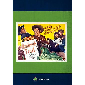 Hinderlaag Trail [DVD] USA import