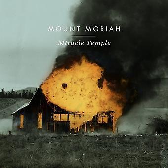 Mount Moriah - mirakel tempel [CD] USA import