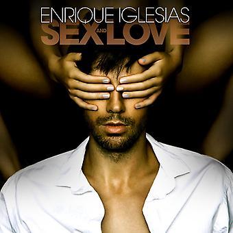 Enrique Iglesias - Sex & kærlighed [CD] USA import