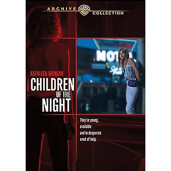 Children of the Night (1985) [DVD] USA import
