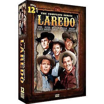 Laredo - Laredo: Complete Series [DVD] USA import