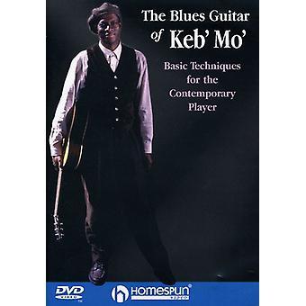 Blues guitarra de Keb' Mo' importación de Estados Unidos [DVD]