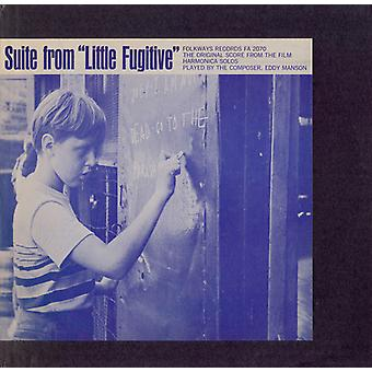 Eddy Manson - Suite From Little Fugitive [CD] USA import