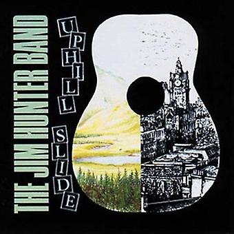 Jim Hunter Band - op ad bakke Slide [CD] USA import