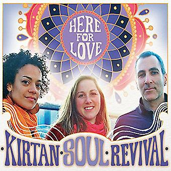 Kirtan Soul Revival - Here for Love [CD] USA import