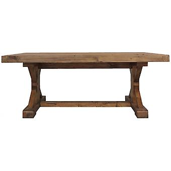 Classic Camrose Reclaimed Large Pine Monestry Coffee Table