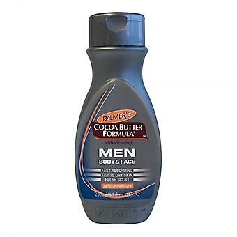 Palmers Palmer's Men Body And Face Moisturiser Lotion