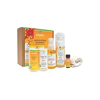 Mambino Organics Mommy & Baby Bonding Kit (6 pcs)