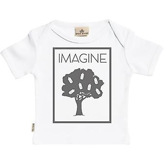 Spoilt Rotten Imagine Short Sleeve Baby T-Shirt