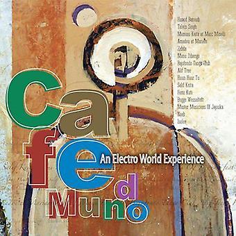 Sunnyside Cafe - Cafe Mundo en Electro verden erfaring [CD] USA import