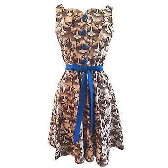 Rétrolicious - grumpy kitty dress- rétro vintage fashion