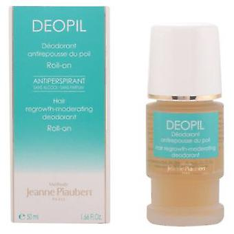 Jeanne Piaubert Deopil Roll-on Alcohol- and fragrance-free antiperspirant 50 ml