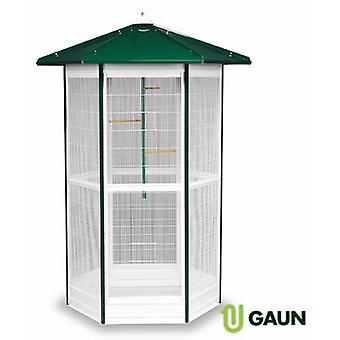 Gaun Natalia six sides painted Voladera (Birds , Cages and aviaries , Aviary)