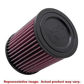 K&N Universal Filter - Round Straight Filter E-1998 0in (0mm) Fits:DODGE 2011 -