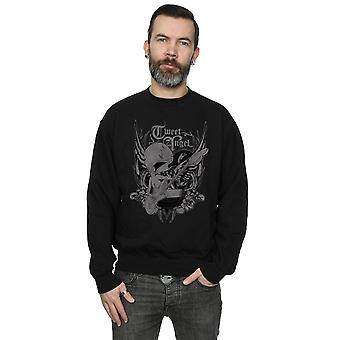 Looney Tunes Men's Tweety Pie Rock Sweatshirt