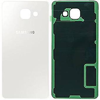 Samsung Galaxy A510F-2016-Batterie Deckel-weiß A5