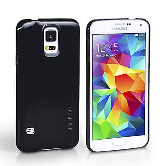 Incipio Feather SHINE For Samsung Galaxy S5 - Black