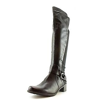 Marc Fisher Womens Kemos 2 Almond Toe Over Knee Fashion Boots