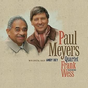 Paul Meyers - Paul Meyers kvartetten [CD] USA import