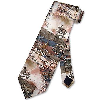 Papillon 100% SILK NeckTie Pattern Design Men's Neck Tie #141-1