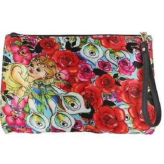 Iron Fist Medium Multi Coloured Cruel Intensions Clutch Bag/Purse